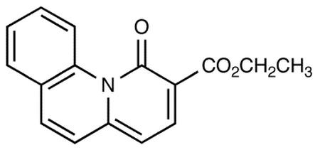 Ethyl Benzo[6,7]-4-oxo-4H-quinolizine-3-carboxlate