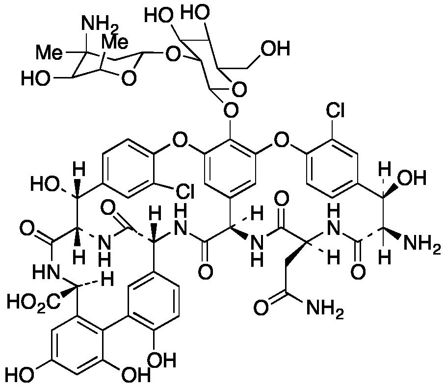 Vancomycin Hexapeptide