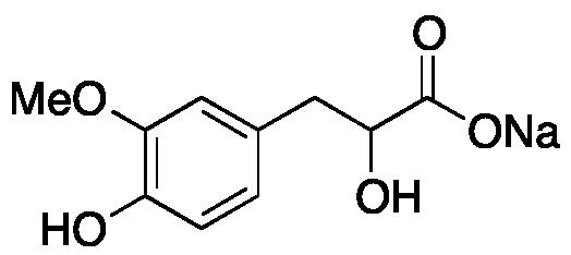 Vanillactic Acid Sodium Salt