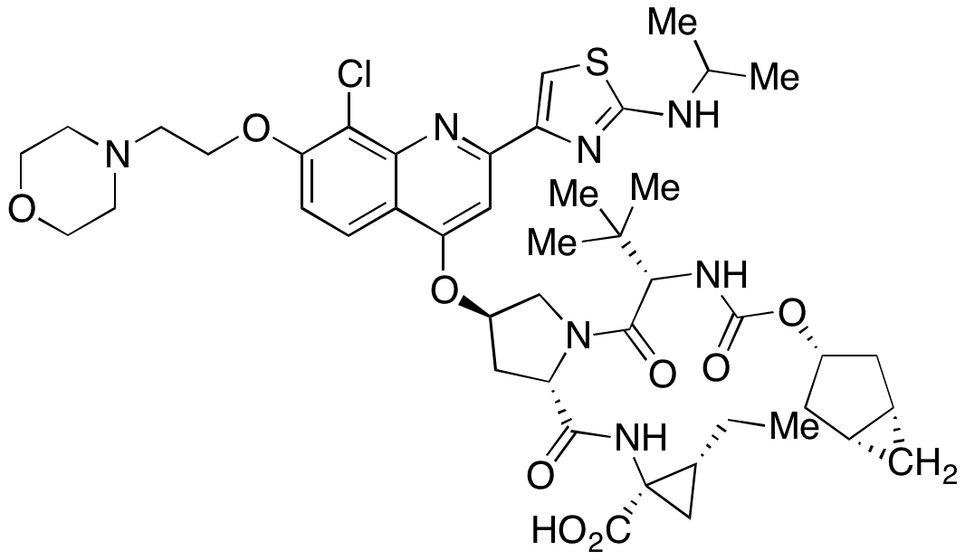 Vedroprevir