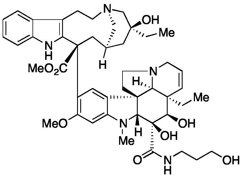 Vindesine N-(3-Hydroxypropyl)amide