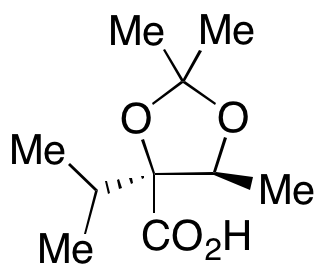 (-)-(2S,3S)-Viridifloric Acid Acetonide