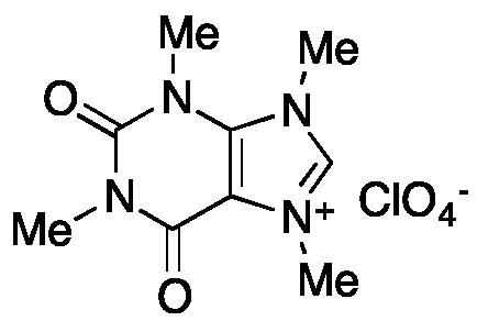 1,3,7,9-Xanthinium Perchlorate