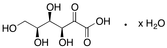 L-Xylo-2-Hexulosonic Acid Hydrate