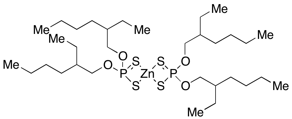 Zinc bis(2-ethylhexyl) phosphorodithioate