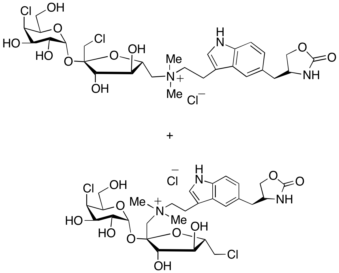 Zolmitriptan Namino-sucraloside (Mixture)