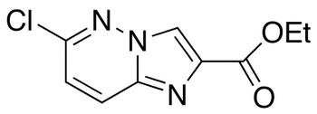 Ethyl 6-Chloroimidazo[1,2-β]pyridazine-2-carboxylate