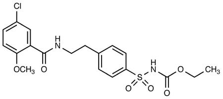 Ethyl 4-[2-(5-Chloro-2-methoxybenzamido)ethyl]benzene Sulfonamide Carbamate