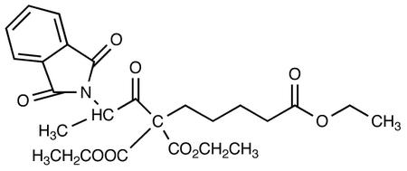 Ethyl-6,6-dicarbethoxy-7-oxo-8-phthalimidopelargonat