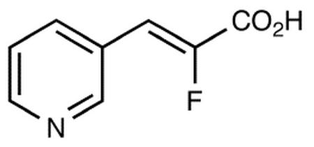 Z-2-Fluoro-3-(3-pyridyl)acrylic Acid