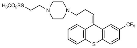 trans-(E)-Flupentixol Methanethiosulfonate