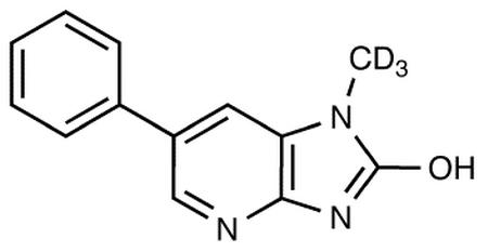 2-Hydroxy-1-(trideuteromethyl)-6-phenylimidazo(4,5-b)pyridine