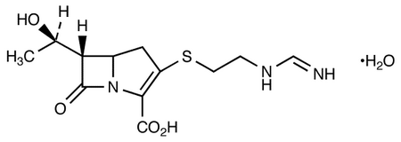 Imipenem, Monohydrate