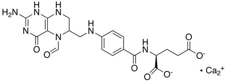 Leucovorin calcium salt pentahydrate