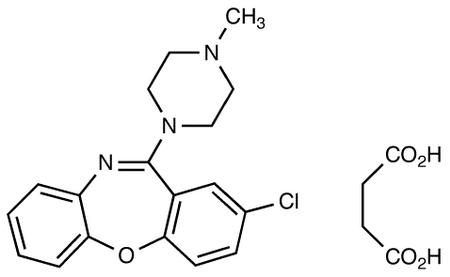 Loxapine, Succinate