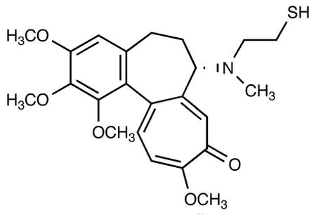 N-(2-Mercaptoethyl) Demecolcine