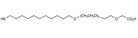 23-(9-Mercaptononyl)-3,6,9,12,15,18,21-Heptaoxatricosanoic Acid