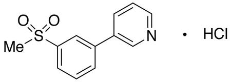 3-(3-Methanesulfonyl-phenyl)pyridine HCl