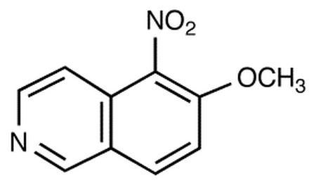 6-Methoxy-5-nitroisoquinoline