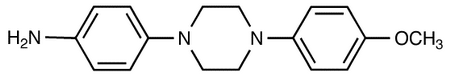 4-[4-(4-Methyloxy-phenyl)-piperazin-1-yl]-phenylamine