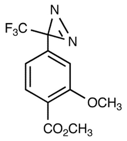 2-Methoxy-4-[3-(trifluoromethyl)-3H-diazirin-3-yl]benzoic Acid Methyl Ester