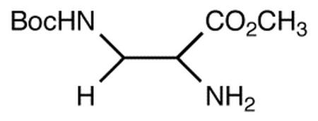 Methyl 3-[t-Butyloxycarbonyl)amino]-L-alanine