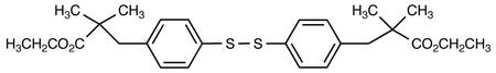 4-[(2-Methyl-2-ethoxycarbonyl)propyl]phenyl Disulfide