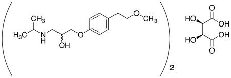 rac Metoprolol Hemi (+)-Tartrate