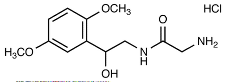 Midodrine HCl