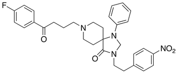 N-(p-Nitrophenethyl)spiperone