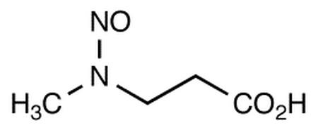 N-Nitroso-N-methyl-3-aminopropionic Acid