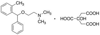 Orphenadrine Citrate Salt