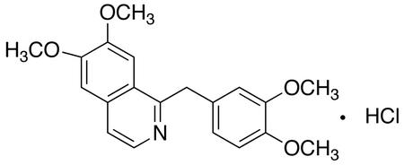 Papaverine HCl