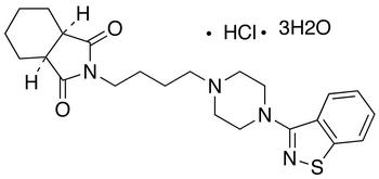 Perospirone HCl trihydrate