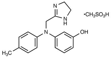 Phentolamine, Methanesulfonate Salt