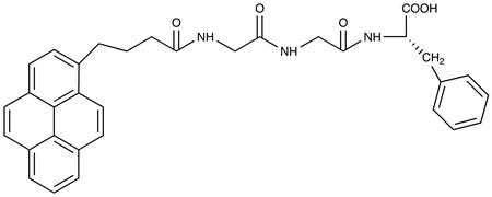 N-4-(1-Pyrene)butyroylglycylglycyl-L-phenylalanine
