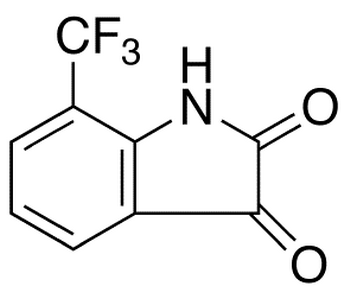 7-(Trifluoromethyl)1H-indole-2,3-dione