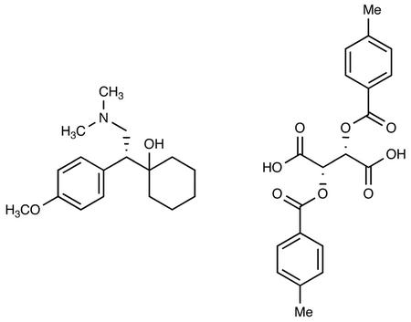 R-Venlafaxine-di-p-toluoyl-D-tartrate Salt