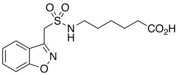 Zonisamide-N-(6-hexanoic Acid)