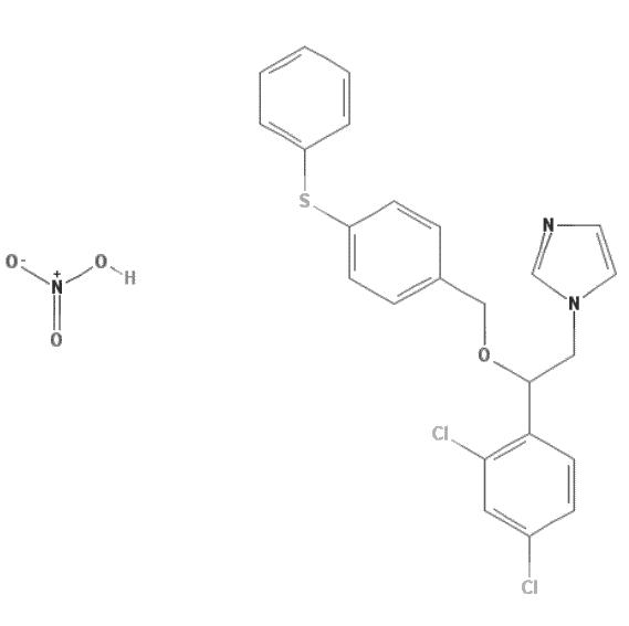 Fenticonazole Nitrate