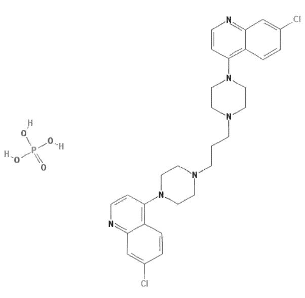 Piperaquine phosphate
