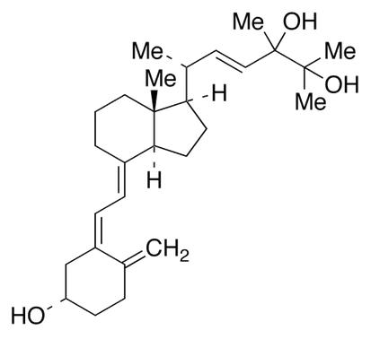 24(R,S),25-Dihydroxy vitamin D2