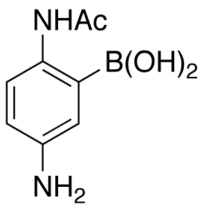 2-Acetamido-5-aminophenylboronic Acid