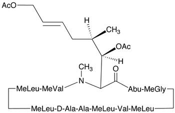 N-Acetoxy Cyclosporin A Acetate