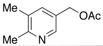 5-Acetoxymethyl-2,3-dimethylpyridine