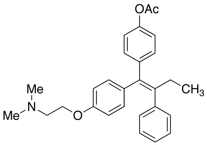 (E)-4-Acetoxy Tamoxifen