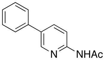N-Acetyl-2-amino-5-phenylpyridine