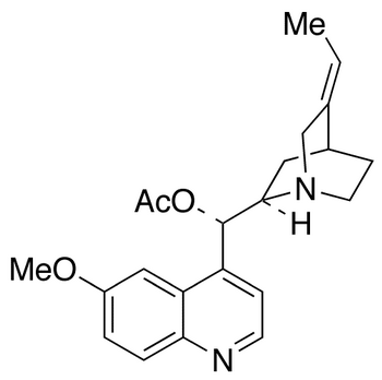9-Acetyl apoquinidine methyl ether