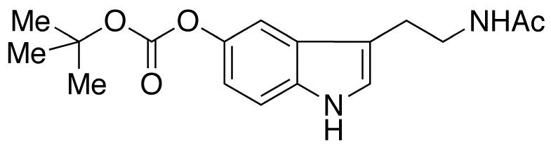N-Acetyl-O-tert-butoxycarbonyl Serotonin