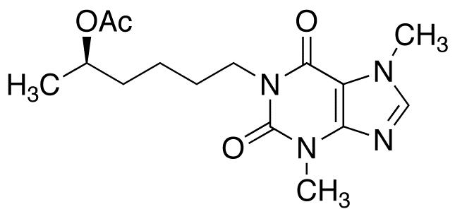 5'-O-Acetyl (R)-Lisofylline